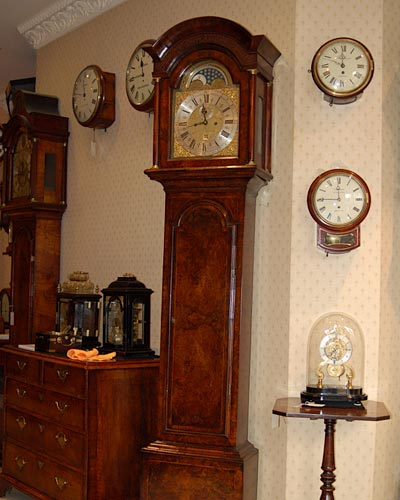 Mayfair Com Furniture: Antique Clocks London Exports